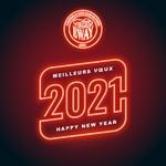 La Team Eway Vape vous adresse ses meilleurs vœux pour cette nouvelle année ! 🎉🍾💨