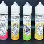 Olympe by @prestige.juice are in stock  Give it a try you will not be desapointed #vape #vapetricks #vapeporn #vapeshop #vapecommunity #vapeinstagram #prestigejuice #olympe